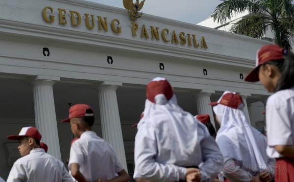 Gedung Pancasila. (Foto: Antara)