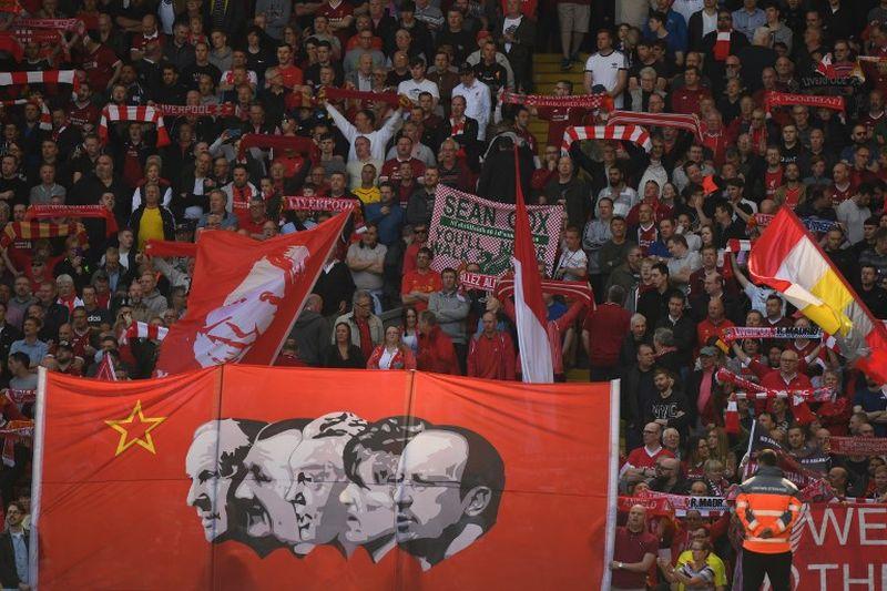 Fans Liverpool (Foto: AFP)