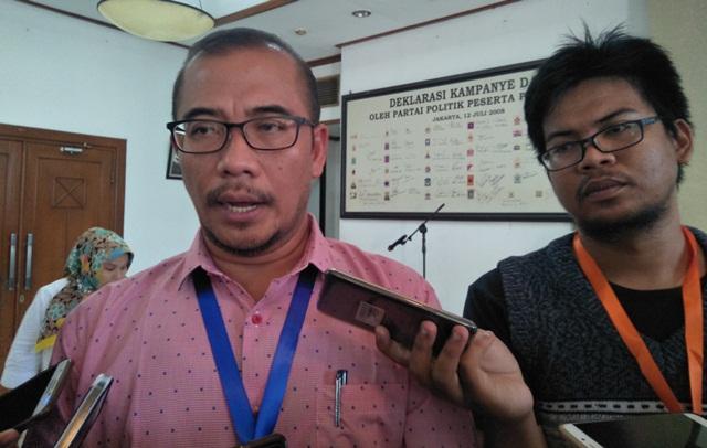 Komisioner KPU RI Hasyim Asy'ari. (Foto: Dok Okezone)