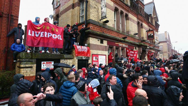 Fans Liverpool (Foto: Sportskeeda)