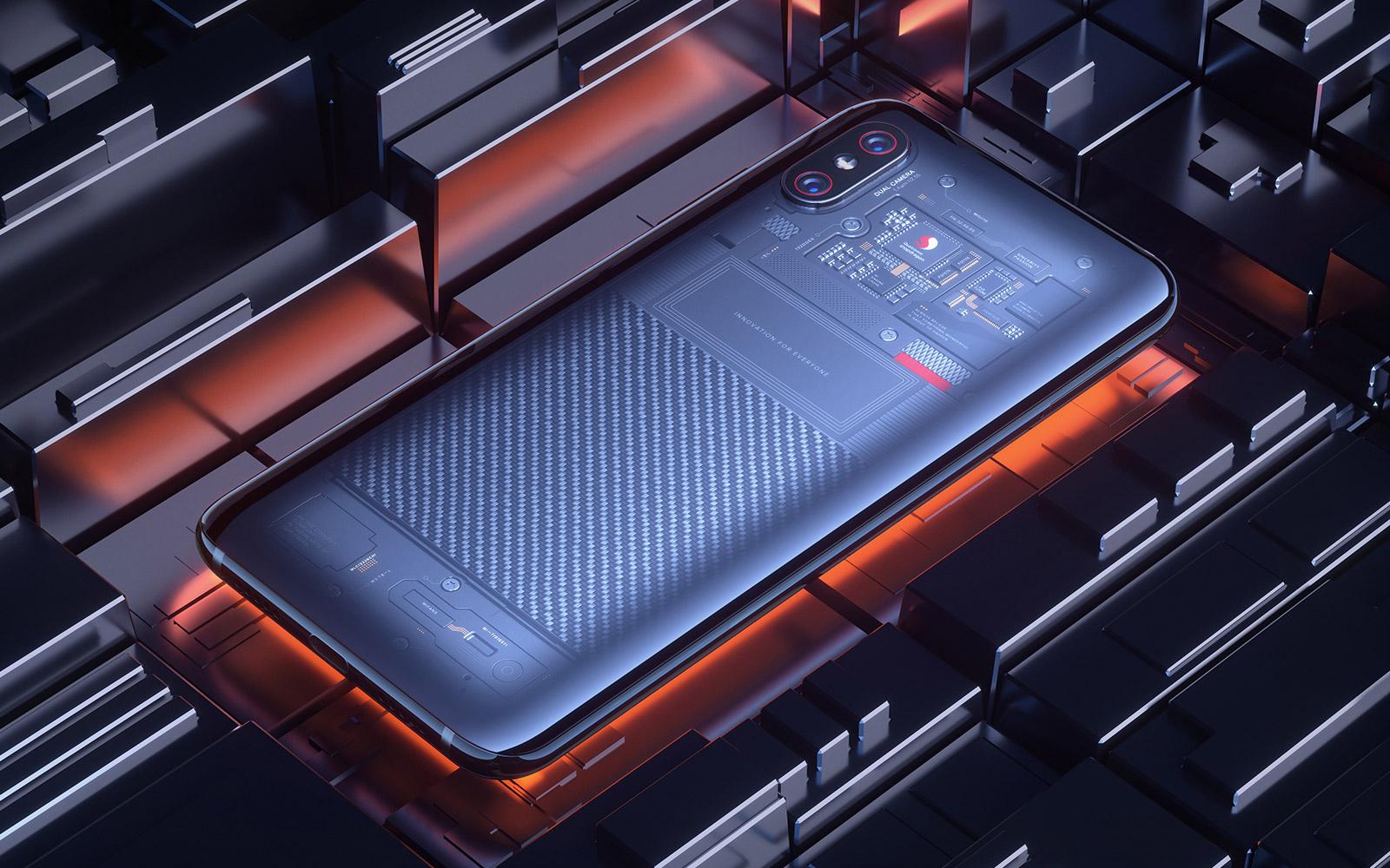 Fitur-Fitur Xiaomi Mi 8 dengan Snapdragon 845