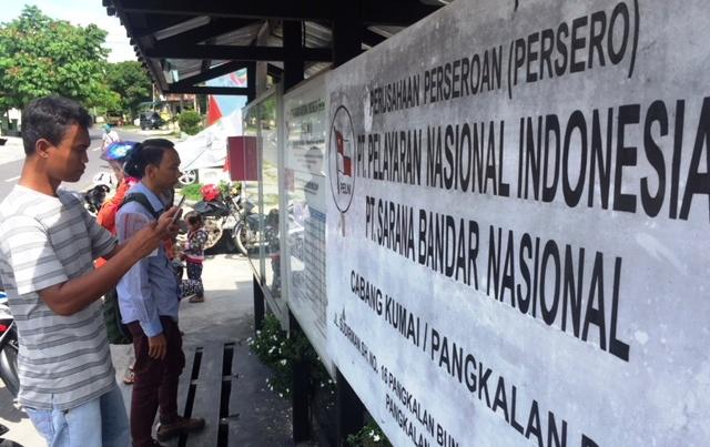 Tiket Mudik Kapal Pelni Tujuan Pulau Jawa Hanya Tersisa