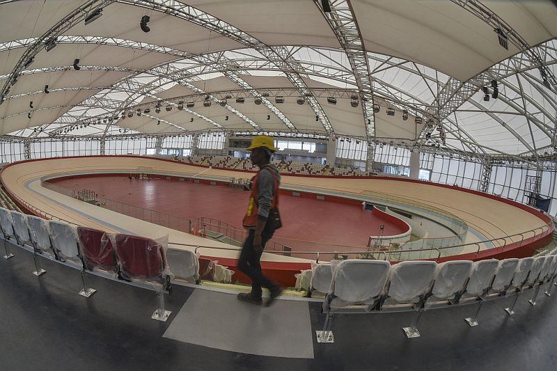 Venue Velodrome untuk Asian Games 2018