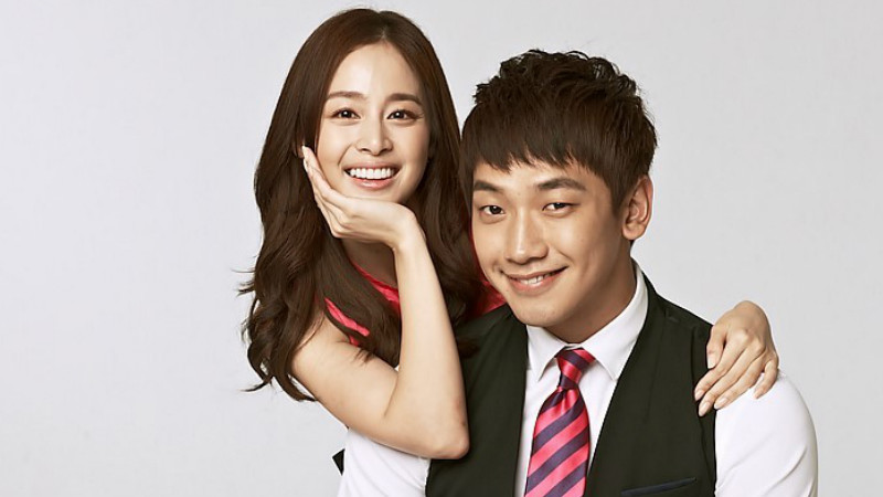 Kim Tae Hee dan Rain, Dramafever