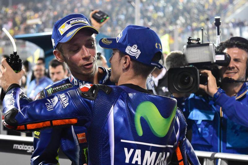 Vinales dan Rossi