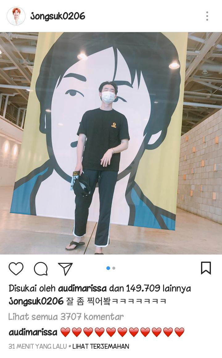 Instagram Jongsuk