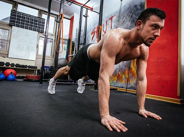 Olahraga (Menshealth)