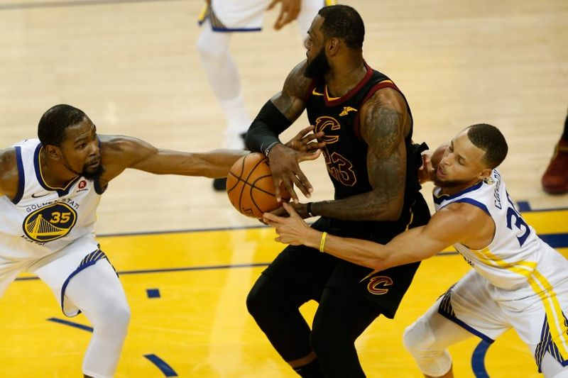 LeBron James (Foto: AFP)
