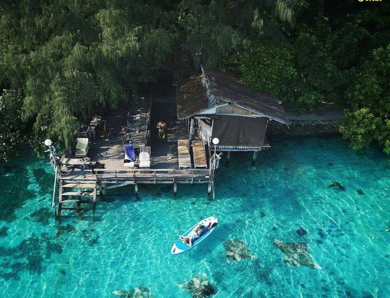 Pulau Macan, DKI Jakarta (Ig)