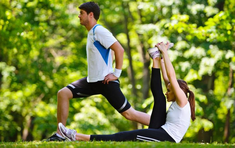 Aktivitas fisik di luar ruangan