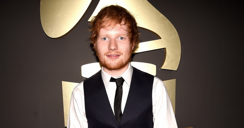 Ed Sheeran, Grammy