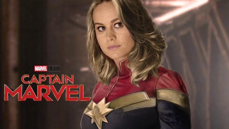 Captain Marvel, Foto: Marvel