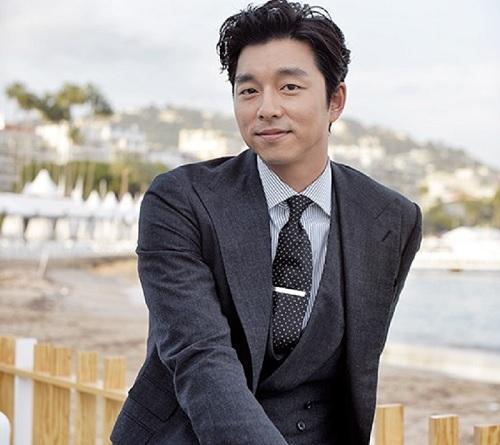 Gong Yoo (Foto: TV Report)