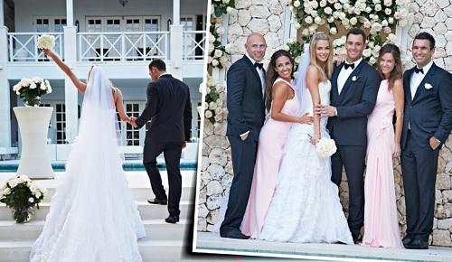 Pernikahan Jennifer Hawkins
