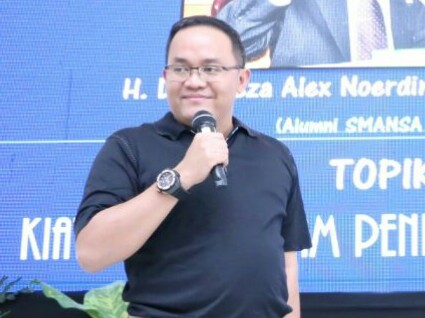 Dodi Reza Alex Nurdin (Foto: Ist)