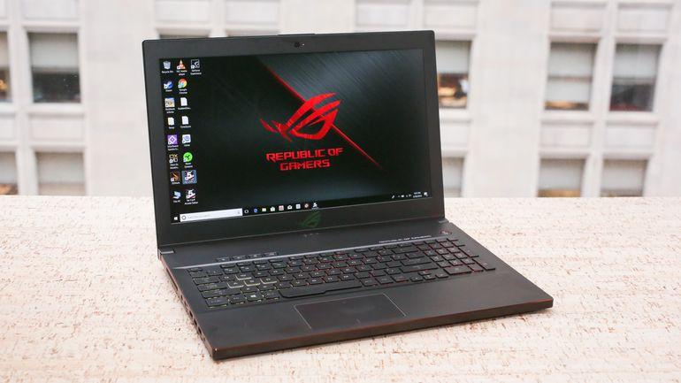 Asus ROG Zephyrus M GM501, Laptop Gaming Bodi Tipis