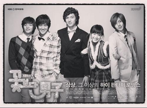 Kim Joon di Boys Before Flowers