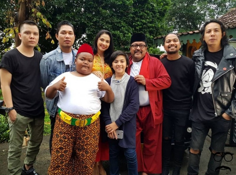 Pemain dan kru Si Doel the Movie