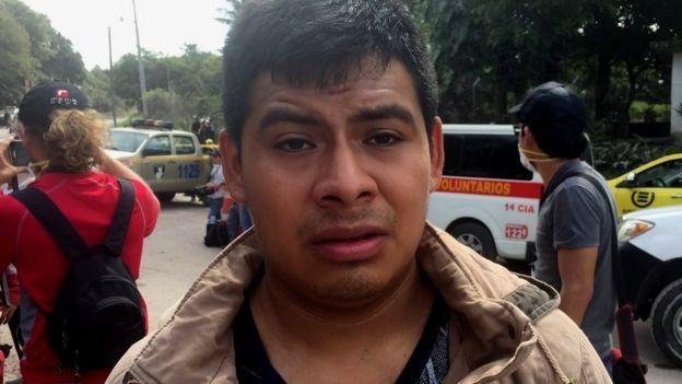 Boris Rodriguez. Foto: BBC Indonesia