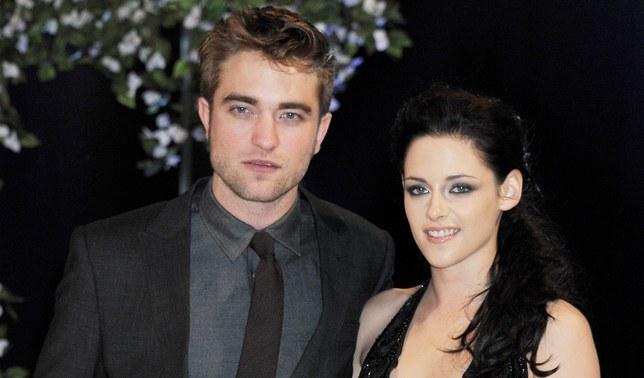 Kristen Stewart dan Robert Pattinson, Foto: Glamour