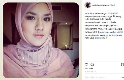Raisa Hijab