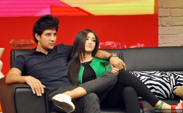 Ammar Zoni dan Ranty Maria