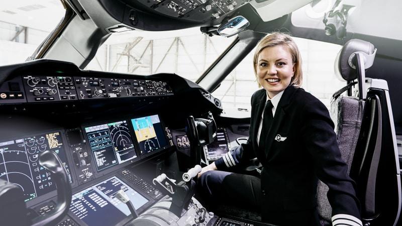 Pilot Wanita
