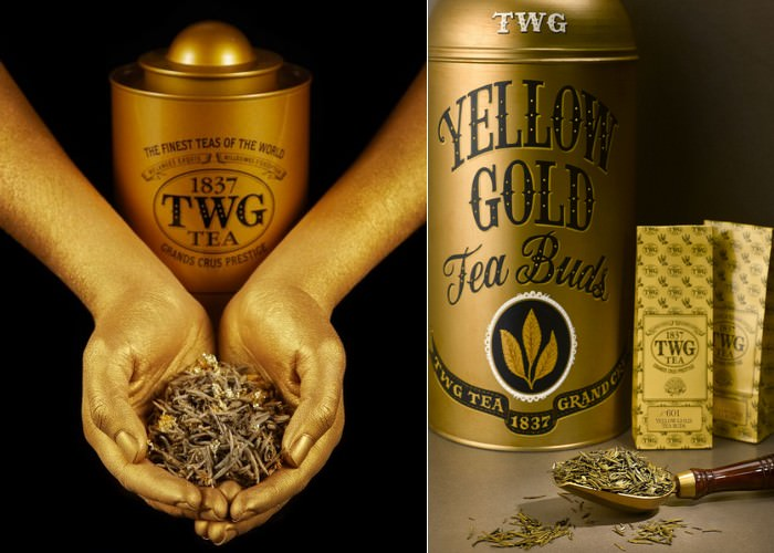 Yellow Gold Tea Buds (Wonderlist)