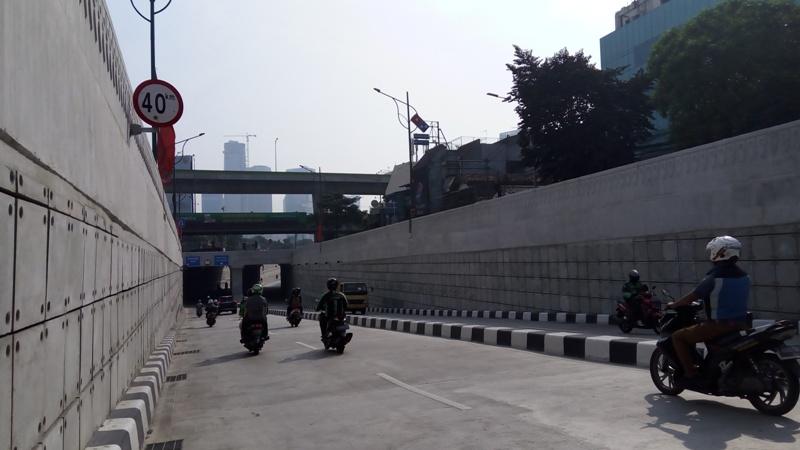 Suasana Jalanan Ibu Kota H-4 Lebaran saat Ditinggal Mudik