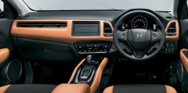 Honda HR-V.