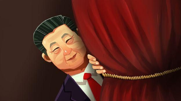 Xi Jinping. (Ilustrasi BBC)