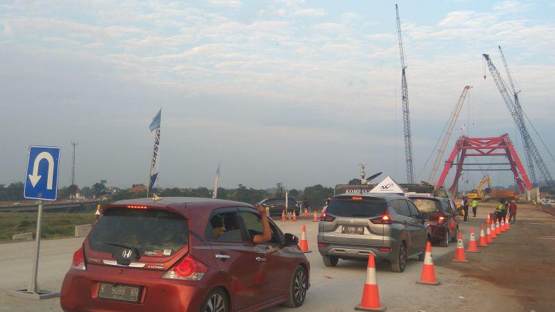 Tol Fungsional Trans Jawa Kabupaten Kendal (foto: Badri/Okezone)