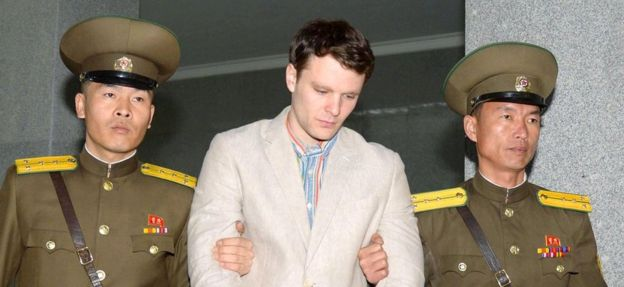 Otto Warmbier. Foto: Reuters
