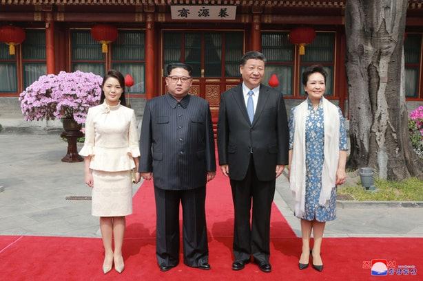 Ri istri Kim Jong-un