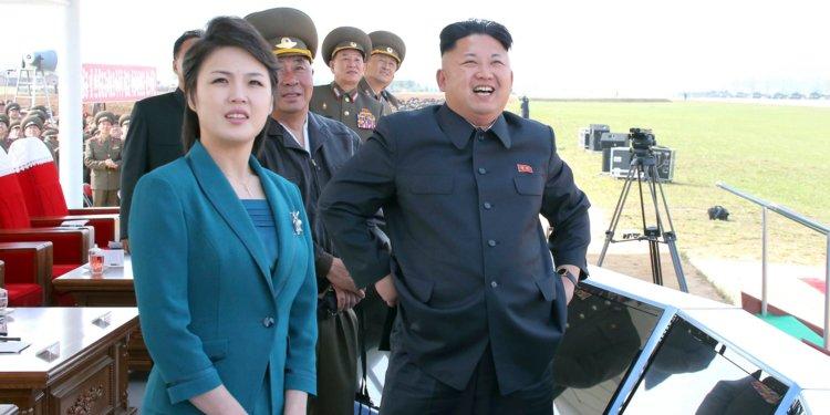 Istri Kim Jong Un