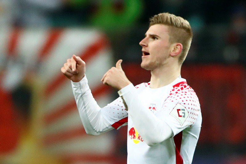 Timo Werner (Foto: Reuters)