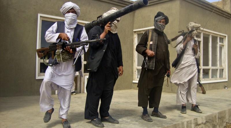 Milisi Taliban. (Foto: Reuters)