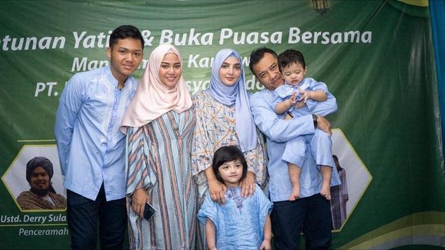 Keluarga Anang Hermansyah (Ig)
