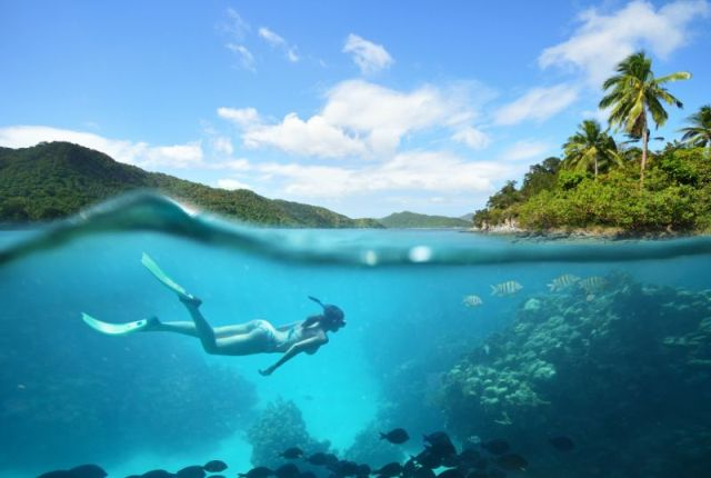 Berenang (Shutterstock)