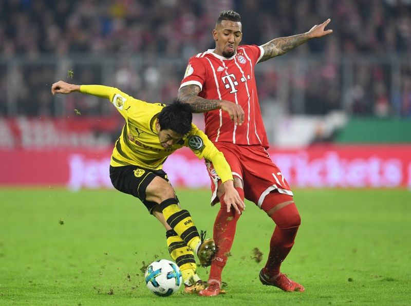 Jerome Boateng (Foto: AFP)