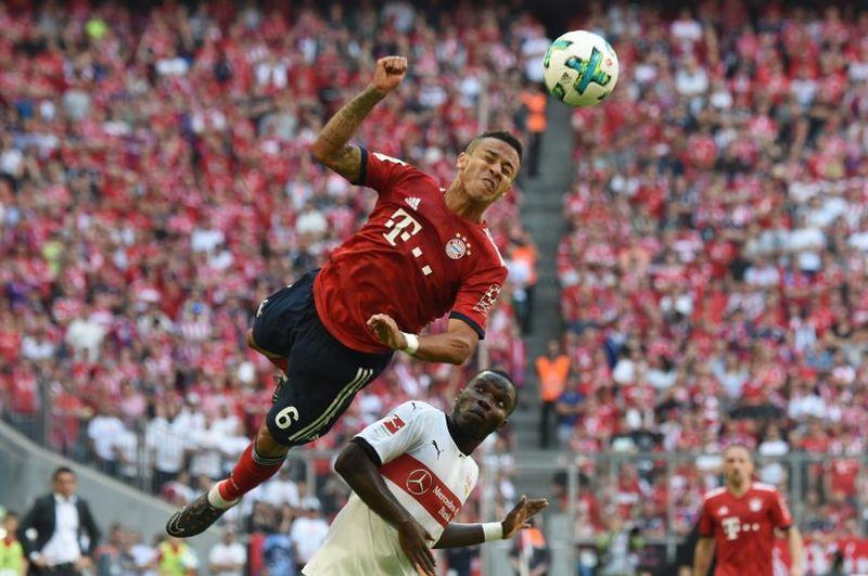Thiago Alcantara (Foto: AFP)