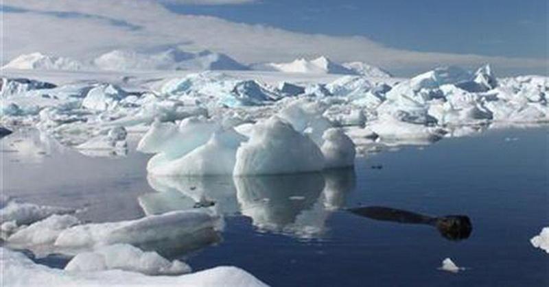 Benua Antartika. (Foto: Reuters)
