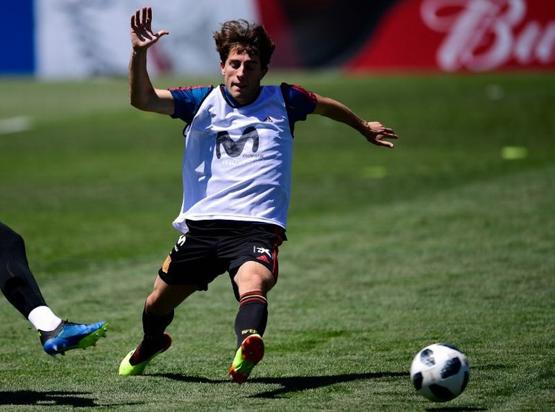 Alvaro Odriozolo (Foto: AFP)