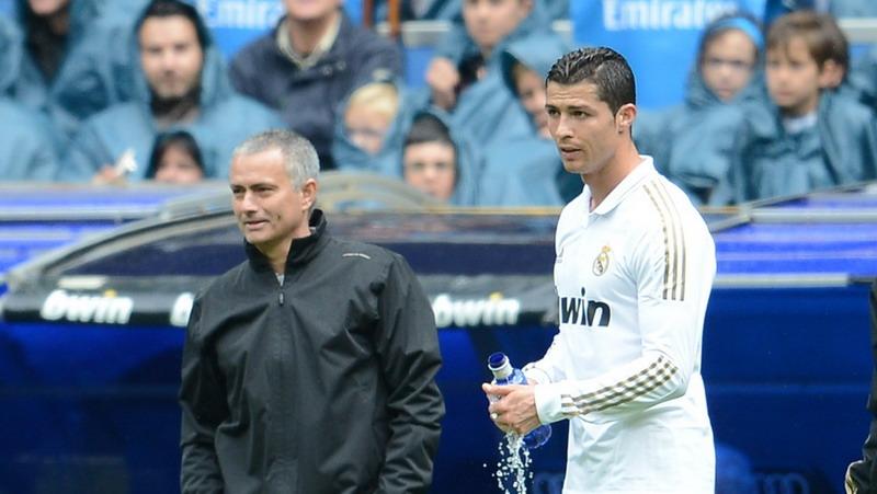 Ronaldo dan Mourinho