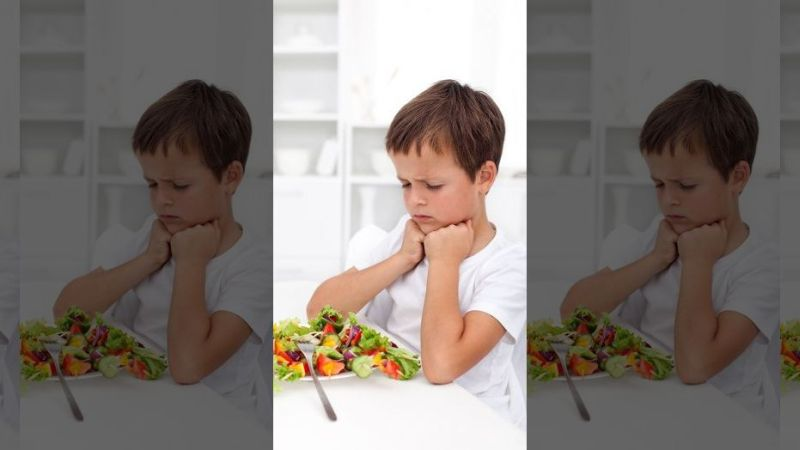 Anak tidak suka sayur