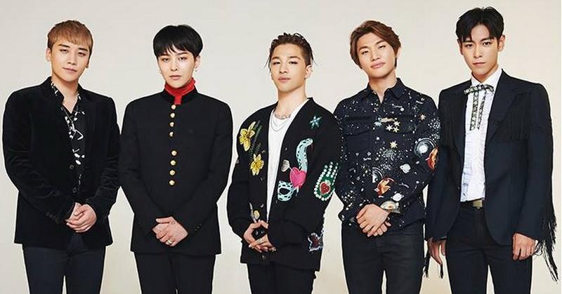 BIGBANG, Foto: Soompi