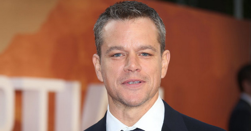 Matt Damon, Foto: The Huffington Post