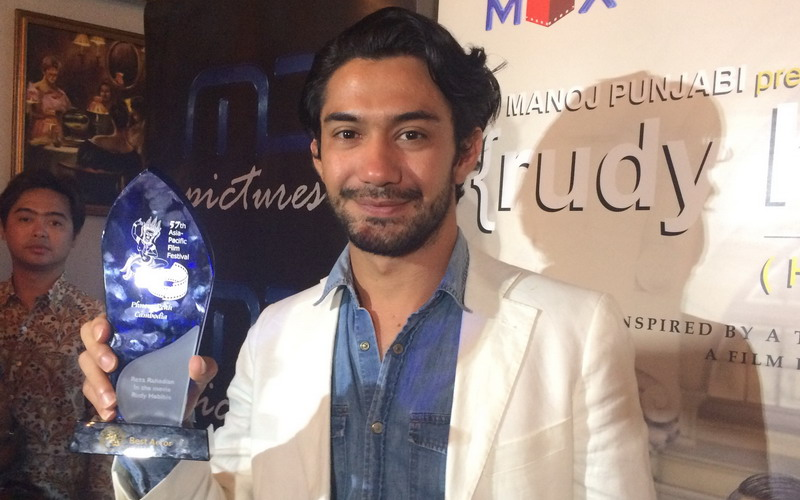 Reza Rahadian