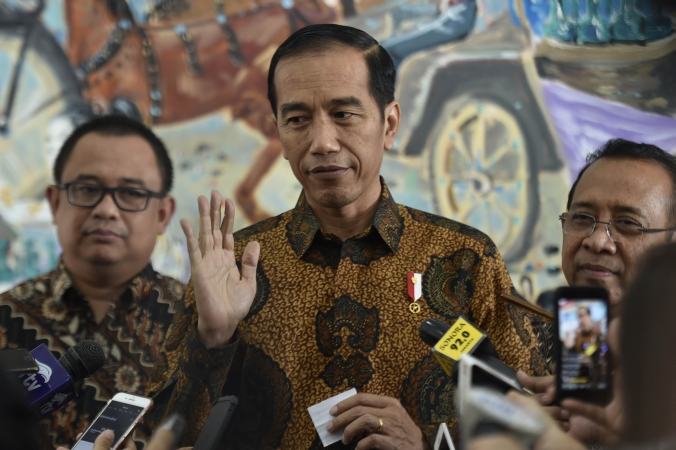 Presiden Joko Widodo (Antara)