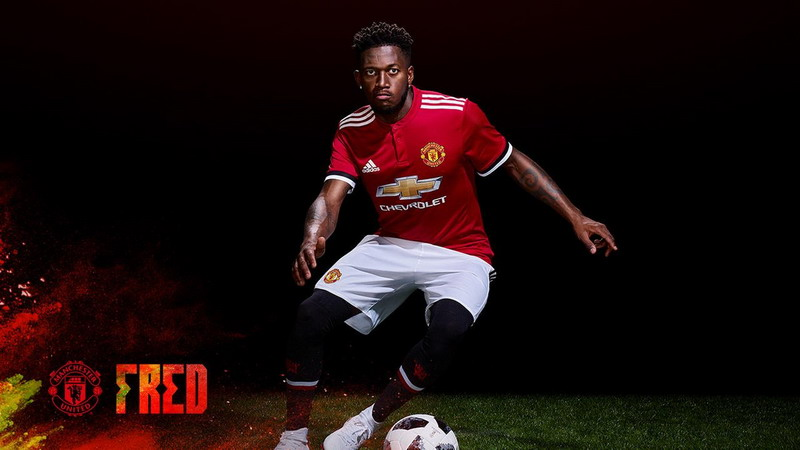 Fred (Foto: Twitter Man United)